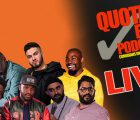 Quotas Full - Live Podcast - UTC Artist Management Lucky 17