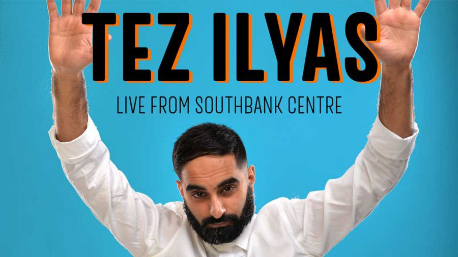 Tez Ilyas - Live From Southbank Centre - UTC Artist Management Lucky 17